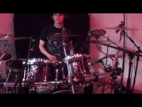 First Decree - Day In The Life Of: In The Studio (Drums)