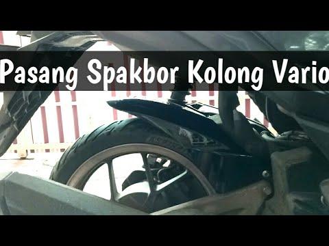 Pasang Spakbor Kolong Honda Vario Series