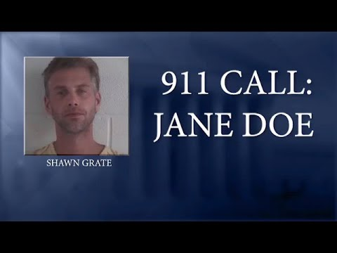 Shawn Grate: 911 Call from Woman Held Captive