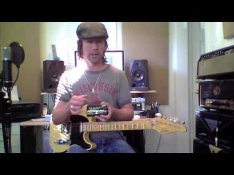 Pigtronix Philosopher's Tone video demo by Pete Thorn