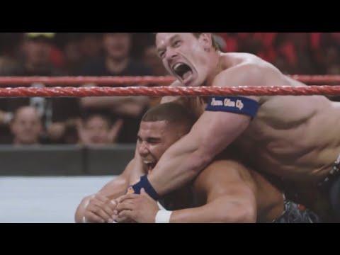 Unseen video from John Cena's battle with Jason Jordan: Exclusive, Sept. 8, 2017