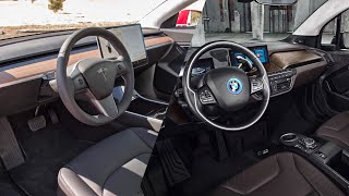 2018 BMW i3s vs 2018 Tesla Model 3