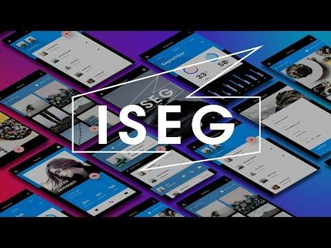 Découvrez le nouvel univers de l'ISEG