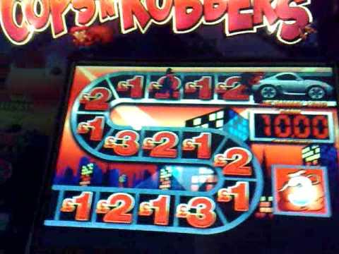 Bell Fruit Cops N Robbers Video Jackpot Doovi