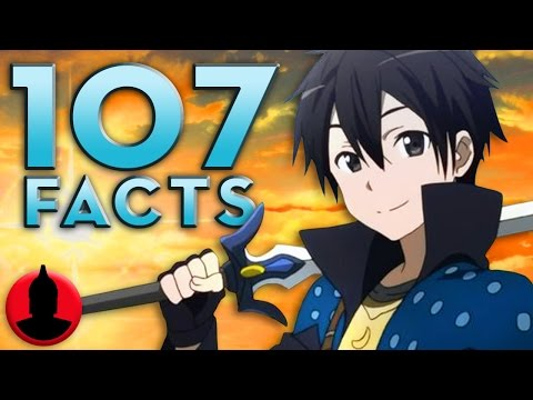 107 Sword Art Online Anime Facts YOU Should Know - Anime Facts (107 Anime Facts S1 E10)