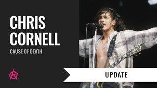 Chris Cornell Ativan Cause of Death Update