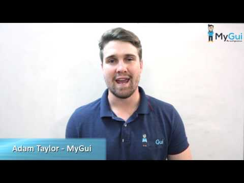 MyGui - Ignite Ideas Grant - Adam Taylor
