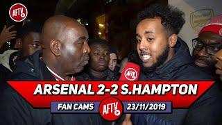 Arsenal 2-2 Southampton | We Made Them Look Like A Prime Barcelona! (Livz)