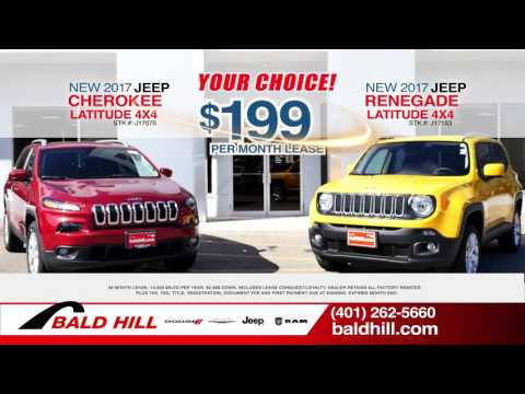 Bald Hill Dodge Chrysler Jeep Ram Spring Clearance Event 03 17