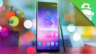 Samsung Galaxy Note 8 Review!