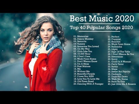 Best  2020  New Pop Songs 2020  Top Hit English Songs 2020