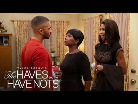 Hanna Unleashes on Benny and Veronica  Tyler Perry's The Haves and the Have Nots  OWN