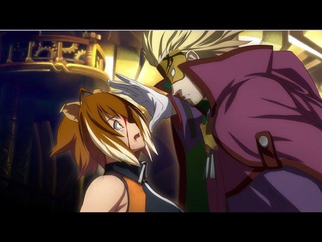 Blazblue: Continuum Shift (Makoto Stories - Alternate Ending + HelpMe!! Professor Kokonoe)