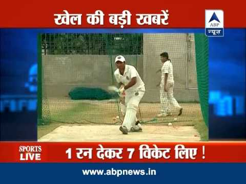 Sports LIVE: World record in club cricket