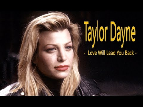 Taylor Dayne - Love Will Lead You Back (Subtitulado) Gustavo Z