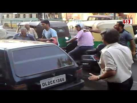 Street fight  Delhi(Real)