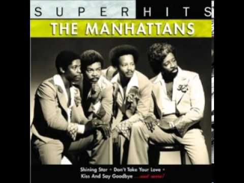 The Manhattans - We Never Danced To A Love Song