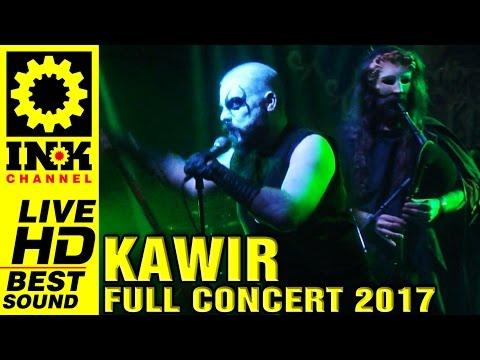 KAWIR - Full Concert @8ball Thessaloniki Greece 2017