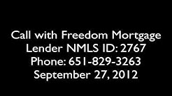 Freedom Mortgage Reviews / Complaints / BB