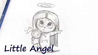 How to Draw a Little Angel with Christopher Hart