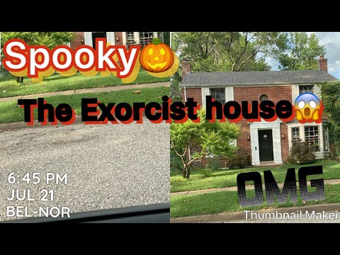 I Went To The Actual Exorcist House (storytime)