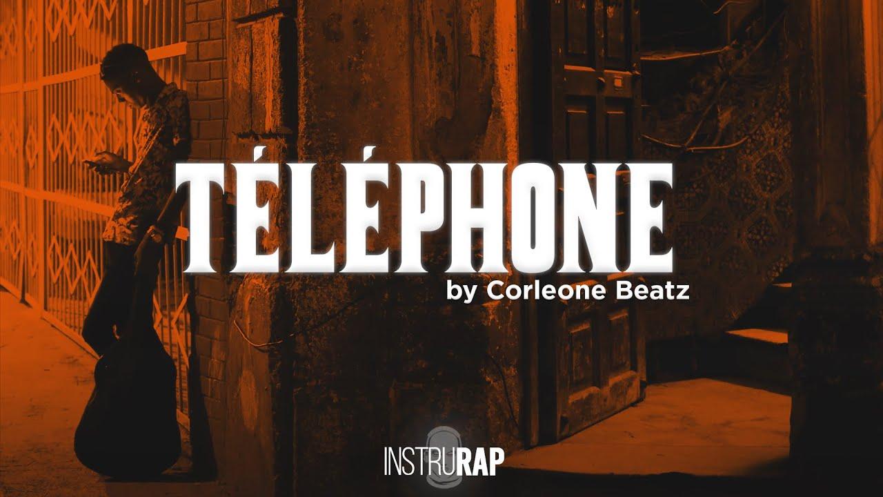 [FREE] Instru Rap Drill/Freestyle/Sombre - TÉLÉPHONE - Prod. By CORLEONE BEATZ