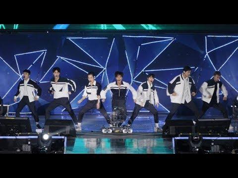 170915 엑소 (EXO) - Power 파워  [전체] 직캠 Fancam (2017롯데패밀리콘서트) by Mera