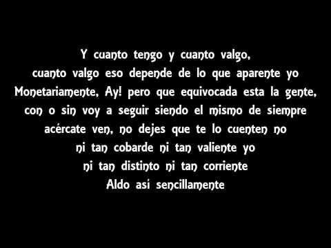 Amor Los Aldeanos Letrascom