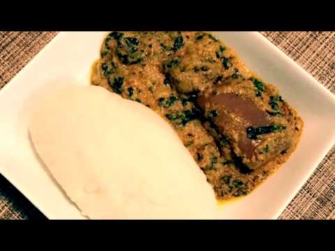 HOW TO MAKE GROUNDNUT SOUP FROM SCRATCH (QUICK STEPS)