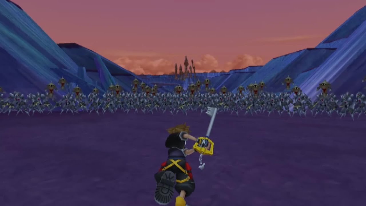 KINGDOM HEARTS 1.5 + 2.5 ReMIX – Fight the Darkness Trailer