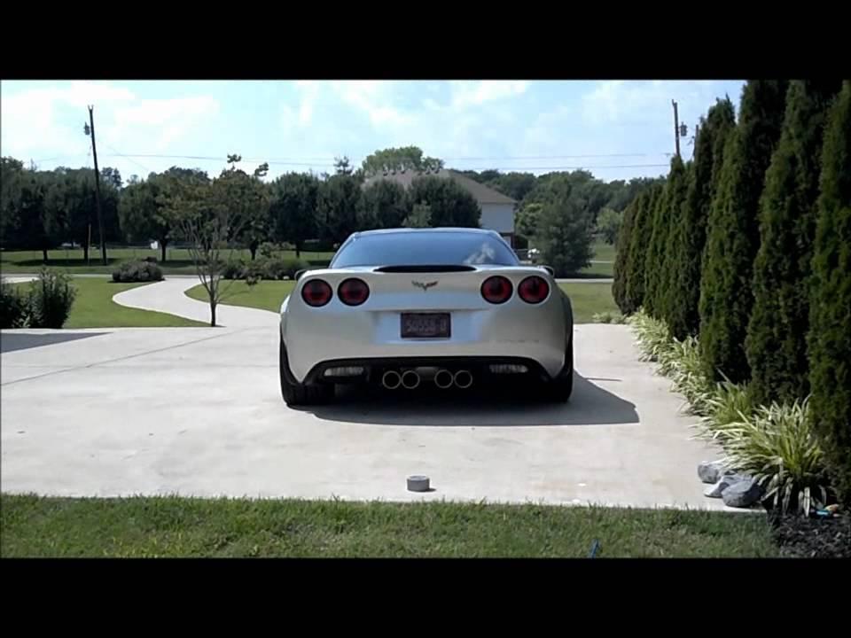 Corvette Vette C6 Z06 Zo6 Ls7r Cam Cammed 720 Hp Youtube