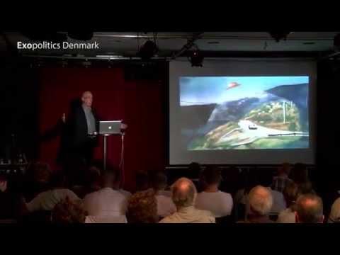 Terje Toftenes - The UFO Phenomenon - Copenhagen 2014