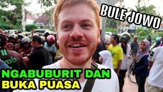 BULE JOWO AKHIRNYA BUKA PUASA! (Bagi2 Takjil dan Ngabuburit)