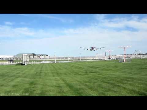 HEAVY ARRIVALS | John F. Kennedy International Airport