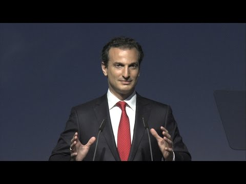 George Logothetis, Keynote Address – Marine Money 14th German Ship Finance Forum