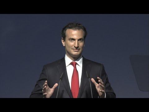 George Logothetis, Keynote Address – Marine Money 14th German Ship Finance Forum