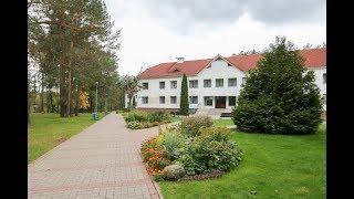 видео комфортный отдых в Белоруссии | Белый Берег дом отдыха - отдых в белорусском лесу