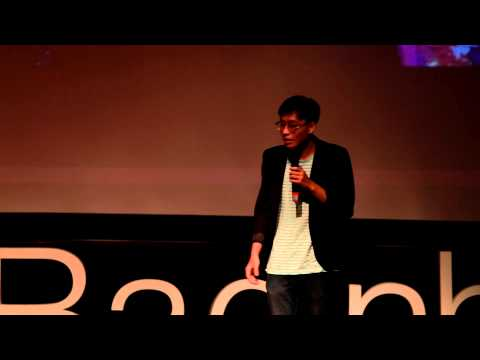 Be honest and uncomfortable | Thang Vu | TEDxBaDinh