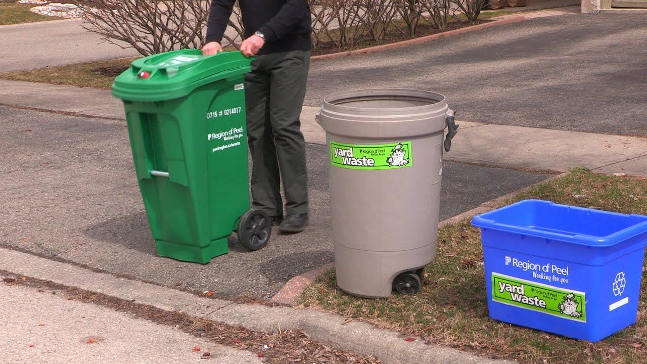 Yard Waste Region Of Peel