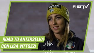 Road to Anterselva: Lisa Vittozzi