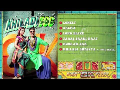 Khiladi 786   Jukebox 1 Full Songs   YouTube 2