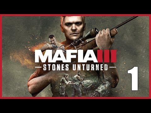 Mafia 3 DLC Piedras Sin Remover - Parte 1 Español - Walkthrough Sin Comentar