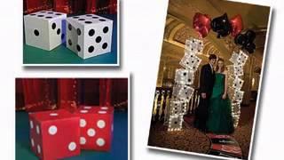 Creative Casino decorations ideas