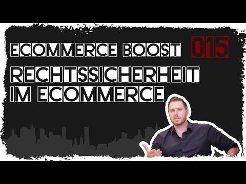 ecommerce boost #015: Unser Erfahrungsbericht zum Händlerbund - Rechtssicherheit im eCommerce