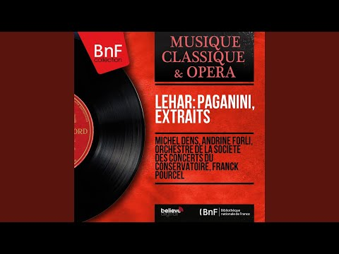 Paganini, Act III: Finale