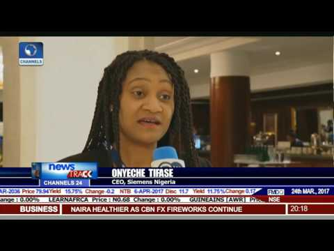 Maiden Germany Africa Trade Relations Summit Holds In Berlin