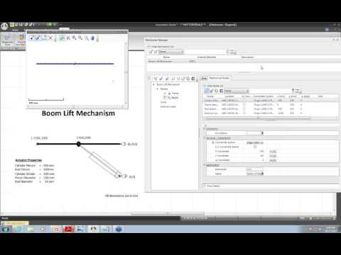 Automation Studio™ Mechanism Manager Webinar