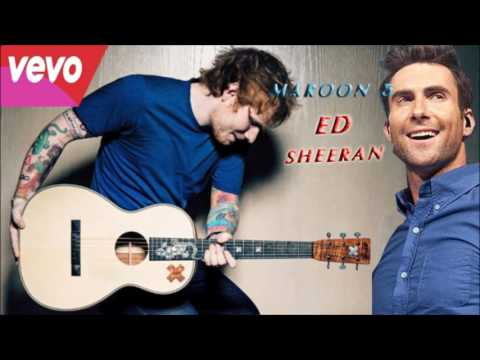 Ed Sheeran ft. Maroon 5 - Live crazy ( New Song 2017 )