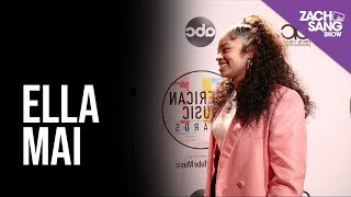 Ella Mai Talks Boo'd Up, Trip & Being Nominated For Two American Music Awards