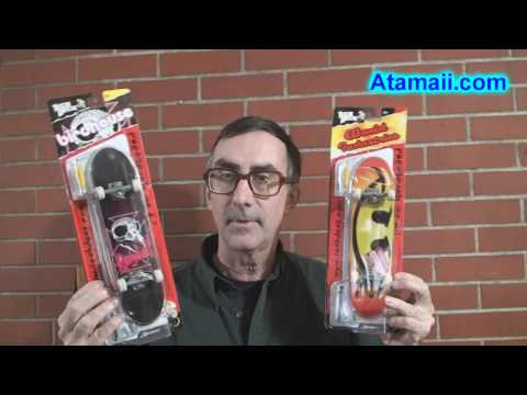 Tech Deck Handboards For 2009 HD Preview